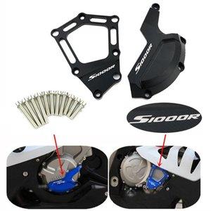 Motocicleta CNC Motor Caso estator pulso Tampa Sliders Protector Para S1000R 2014-2020 Motor Stator Tampa Guarda Slider