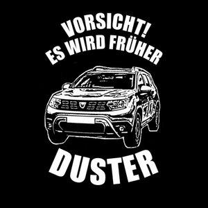 DACIA DUSTER T 셔츠 NEW!