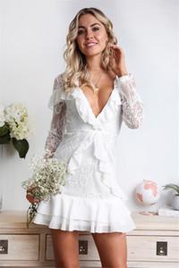 Stitching Fish Skirt A Line Skirt Fashion Womens Designer Prom Skirt Womens Designer Dress Long Sleeve Lace