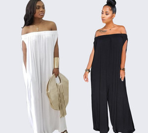 Arrival Womens Fashion Sexy Jumpsuits Summer Skinny Casual Loose One Piece Suits Girls Pure Color Clothes00