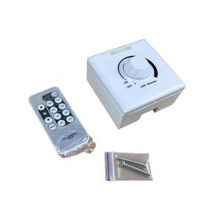 100-240 Плавное Затемнение Инфракрасный пульт дистанционного Установка контроллера 0 -10В 1-10В Диммер Свет Регулировка яркости Dimmer Wall