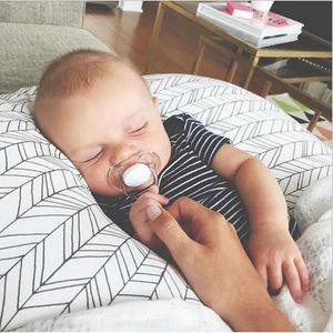 Baby Pillowcase Breastfeeding Pillow Nursing Pillow Case Infant Cuddle U -Shaped Pillowcase Kids Feeding Waist Cushion Cfyz214