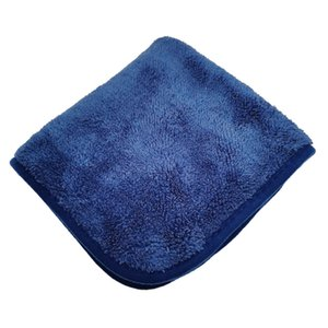 40x40cm Super absorbing water microfiber coral fleece towel for cleaning car