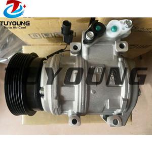 Haute qualité compresseur AC auto 10PA17C ajustement Hyundai Genesis Coupé 3.8 V6 2008- 1325032200 977012M100 P300132310