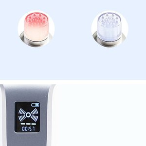 Portable Electric Blackhead Instrument Pore Cleaner Home To Acne Blackhead Artifact Ultrasonic VibrationRabin