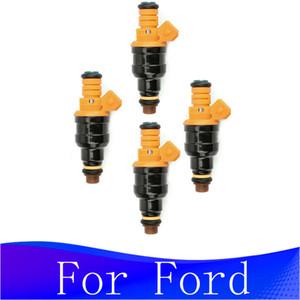 4pcs 0280150943 Fuel For Nozzles Injecteurs Ford F150 F250 F350 5.0L 5.8L 4.6L 5.4L