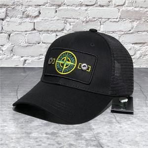 jcGjk Via Pietra di baseball a punta tappo Isola hatbaseball di attraversare ricamato berretto con visiera