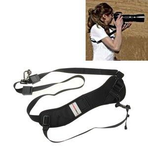 Ajustable para el hombro correa para el cuello de la correa de cuero para la cámara
