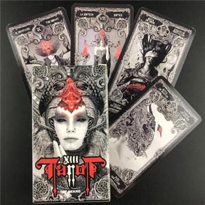 Kurul Tarot Oyun gmGyE bdetoys Çalma Güverte Partisi Kartlar İçin Karanlık Kartları Yüksek Tarot Kalite Games For