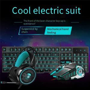 المبهر لوحة المفاتيح الحقيقية الميكانيكية، والماوس وسماعة مجموعة، مجموعة المكتب لعبة، سوبر مريحة للماء الحقيقي الميكانيكية مجموعة لوحة المفاتيح مع ح