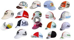 Banesto COLNAGO Kas Retro Vintage Team Велоспорт Cap BIKE CAP CAFE»DE COLOMBIA ST РАФАЭЛЬ