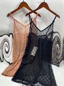20ss İtalyan Bikini İlkbahar Yaz yeni pijamalar çift harfler Kadın Mayo yüksek kaliteli Bikini gökkuşağı başında yazdırmak