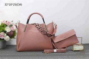 Auf die neue Tasche weiblicher neuer große rote Handtasche wilde Mode Tasche einfach trendy Schulter schräg #fv