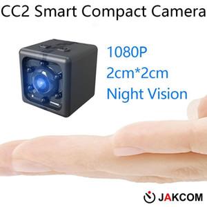 JAKCOM CC2 Compact Camera nuovo prodotto come cam wifi ThinkPad X250 occhiali con fotocamera da 8 casi di mini webcam telecamere USB 7 de