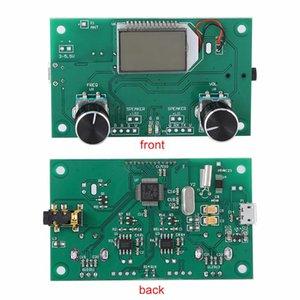 Récepteur radio FM Module 87-108MHz modulation de fréquence stéréo réception de carte avec Digital LCD 3-5V DSP PLL