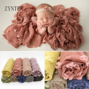 2020 New 90 x 180 cm Posing Backdrop Blanket For Newborn Photography Props Baby Photo Shoot Accessories Flokati Photoshoot