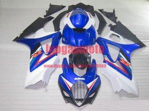 100% new injection fairings kit for SUZUKI K5 GSXR1000 GSXR 1000 05-06 SUZUKI GSXR1000 2005-2006 K5 bodywork #BLUE BLACK #A8H41