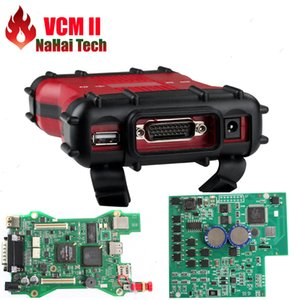 Ücretsiz Kargo Yeni Geliş VCM2r için VCM II IDS V101 Destek 2020 İçin-d İçin-d Araçlar IDS VCM 2 OBD2 Tarayıcı