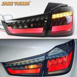 Автомобильный светодиодный задний фонарь задний фонарь для Mitsubishi ASX RVR 2011 - 2020 Задний Running Light + Brake Lamp + Reverse Динамический Сигнал поворота