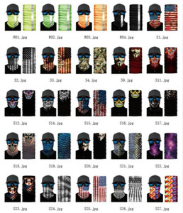 Sport Scarf Bicycle Fishing Headwear Fy7041 Outdoor Face Mask Headband Neck Bandanas Ring Shield Bandana Balaclava Skull Iiajv