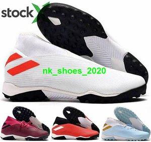 IC Shoes size us 12 youth boys Messi ball Mens soccer Men TF Nemeziz 19 eur 46 boots cleats women football futsal white summer 19.1 Runners