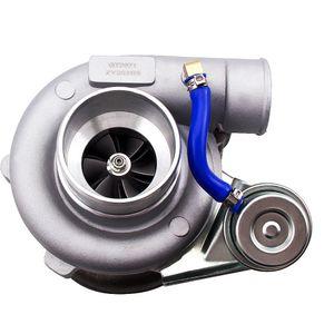 Für Nissan SR20 180SX S13 S14 T25 T25 GT2871 Universal Turbo Turbolader GT2860 T25 T28 SR20 CA18DET für alle 4 6 Zylinder 400HP