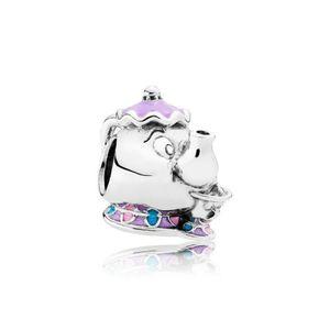 NEW 100% 925 Sterling Silver 1:1 Authentic 792141ENMX Mrs Bracelet Original Women Jewelry