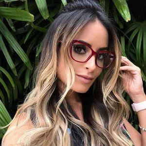 2020 NEW Sexy Women Cat Leopard Pink Reading Glasses ,Classic Female Farsighted Glass ,Presbyopia Eyeglasses +1.0--+3.5 FML