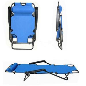 Açık Yard Plaj Çim Chaise Sıfır Yerçekimi Koltukları Lounge Avlu Sandalyeler Katlanabilir