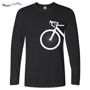 NEW NICE STYLISH BICYCLE BIKE DESIGN shubuzhi men T-Shirt arrived Autumn hot sale cotton brand casual Long-Sleeve o-neck t shirt 0924
