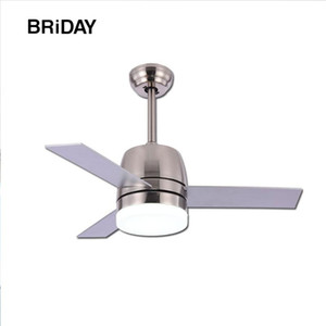 Ceiling Fan With Lights remote control Air Conditioning Energy Saving Electric modern fans bedroom decor ventilator lamp