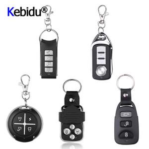 Garage Porte Porte 433MHz Télécommande Porte-clé Auto Paire Copie à distance Ouvre-porte de garage contrôleur duplicateur Cinq types