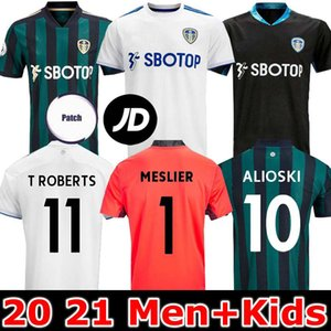 Hommes + 20 enfants 21 Leeds maillot de football à domicile United T Roberts 2020 2021 Harrison COSTA Alioski Klich Hernandez BAMFORD __gVirt_NP_NN_NNPS<__ maillot de foot CLARKE