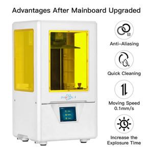 Anycubic Foton S UV Reçine 3D Printer Yükseltildi SLA / LCD Dilimleme Masaüstü Impresora Off-Line 3d yazıcı kitleri drukarka