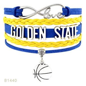 Golden State Florida Michigan Minnesota Texas Ohio New York Illinois Georgia Tennessee North Carolina State Mens Bracelets