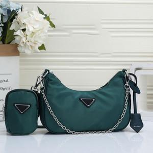 Prada designer Frauen Taschen Designer Handtaschen Portemonnaie berühmte Namen Mode-Art-Leder-Taschen Lady Schultertasche Luxurys Bumbag Männer Hüfttasche