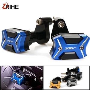 Protection Motorcycle Frame Sliders Crash Pad Cover Falling Protector Guard For YZF-R6 2006-2020 2014 2013 2012 2011 2010