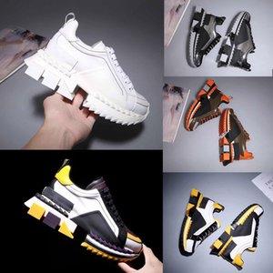 New Men Проектировщик Повседневная обувь Женщины кроссовки разноцветного SUPER KING КРОССОВКИ платформа Кожаные SUPER KING кеды
