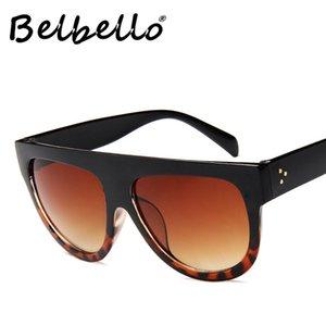 Belbello Movie Star lunettes de soleil style vintage hommes Lunettes de soleil Femmes Mode Hommes Outstanding Retro Classics