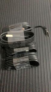 DHL OEM 1.2M di arrivo 4 ft USB Tipo C di sincronizzazione di alimentazione cavo dati in forma di ricarica veloce per la nota S8 4 lavoro caricatore rapido per S8, più nota 8 S9 S10