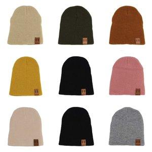 Estilo del otoño del invierno del color sólido del algodón de las mujeres sombreros octagonales octogonal boina Caps # 276