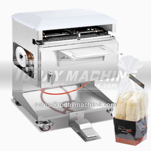 candy bag tyinging machine Bread gold metallic Packing Machine bag twist tie machine