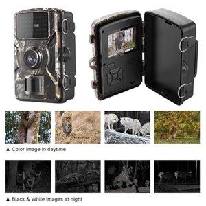 방수 야생 동물 카메라 캠 테이크 사진 야외 IP66 IR 나이트 비전 1080P HD 12MP 관측 동물 비디오 녹화 사냥