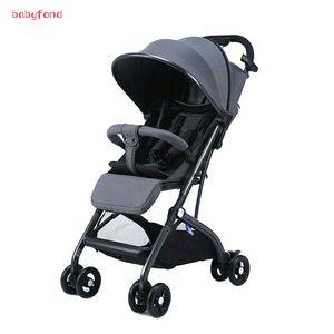 Fast ship! Super light brand baby strollers travel baby car folding four wheels airplane carry pram