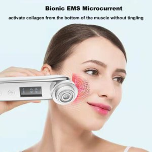 Radio Frequency facial tens machine for wrinkles Microcurrent Bio EMS