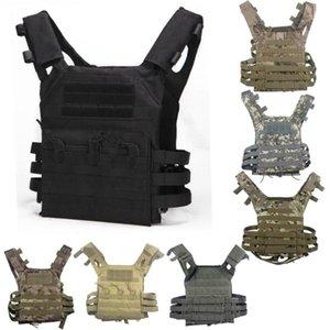 Combattimento tattico JPC MOLLE Vest Wargame Chest Rig Caccia Vest CS di protezione