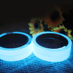 1 Roll 5m Luminous Tape Glow In The Dark Fluorescent Tape Sticker