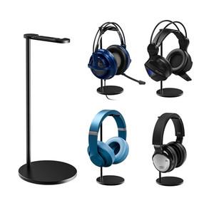Wholesale New Bee Universal Headphones Stand Holder Gaming Headset Stand Earphone Display Rack Hanger Bracket for Over Ear Headsets