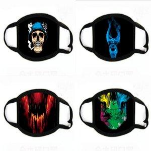 Magie einen.Kreislauf.durchmachenschal Maske Außen Eadscarf Sport Ski Snowoard Wind Cap Radfahren Alaclavas Turan Motorrad Fa Printing Masken-Party Druck # 718
