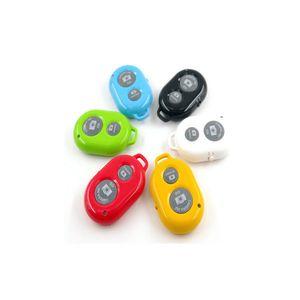 2020 Bluetooth Remote Shutter Release Phone Camera selfie vara Shutter selfie Remote Control, apropriado para iOS Android